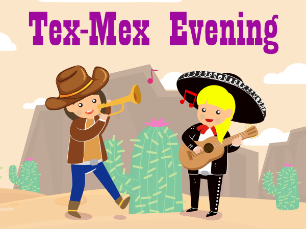 Previous Events - Tex-Mex Buffet
